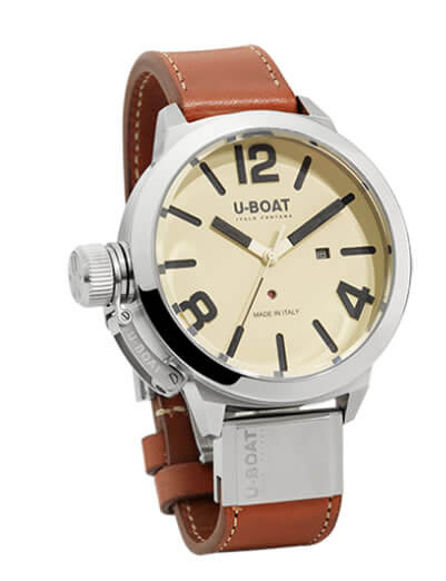 U-Boat Classico 7121 Strap Watch - Watches For Spring/ Summer 16