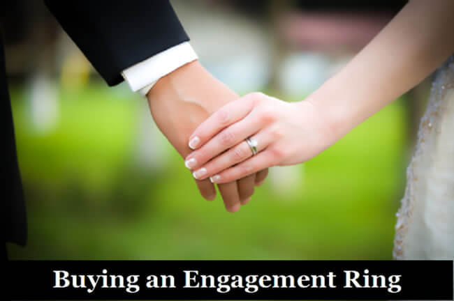 Buying Engagement Ring