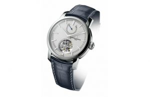 Patrimony Traditionnelle 14-Day Tourbillon Collection Excellence Platine