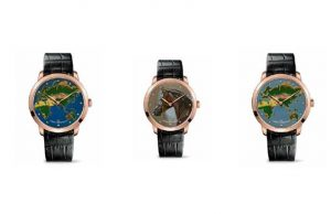 Girard-Perregaux 1966 Collection Enamel Dial Limited