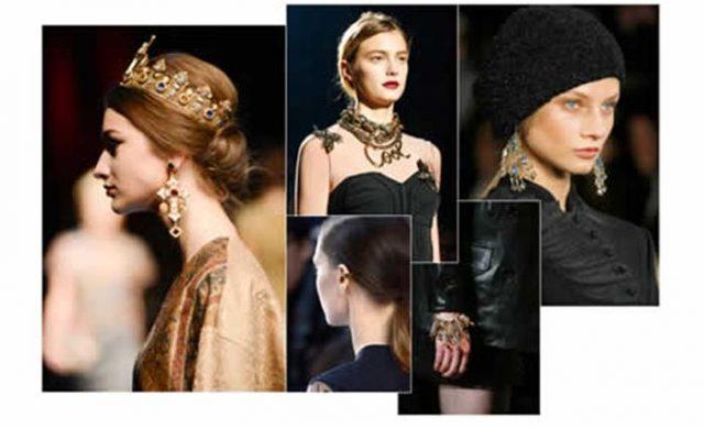Winter 2014 Jewelry Fashion Trends
