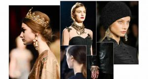 Winter 2014 Jewelry Fashion Trends - Fall and winter