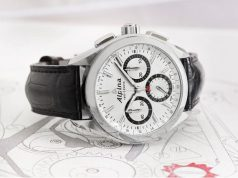 A Milestone in Alpina s History The Alpiner 4 Flyback Chronograph