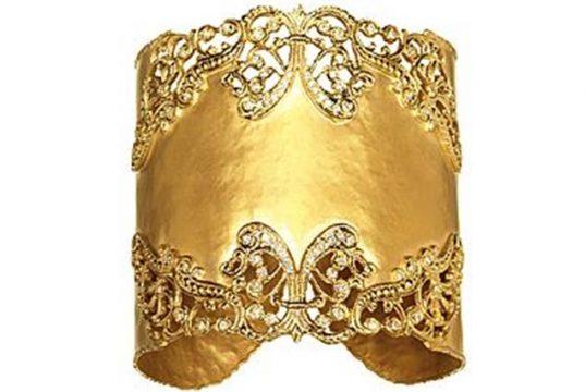 MONETA international famous jewelry designer MARIKA new preview