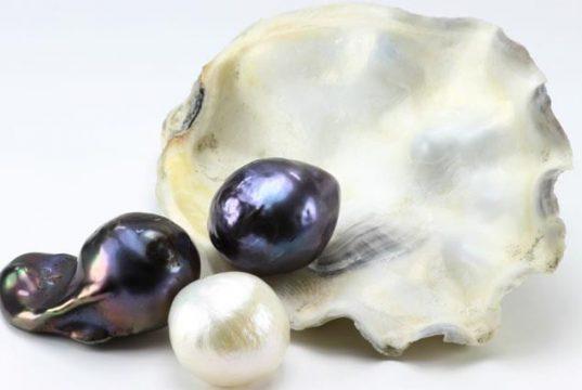 History of precious pearl necklaces