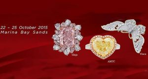 Singapore Jewellery & Gem Fair 2015