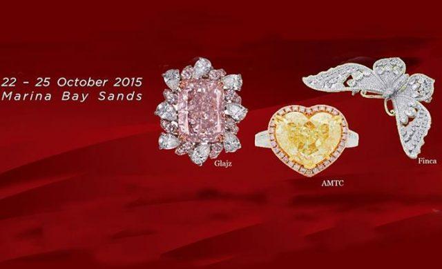 Singapore Jewellery & Gem Fair 2015
