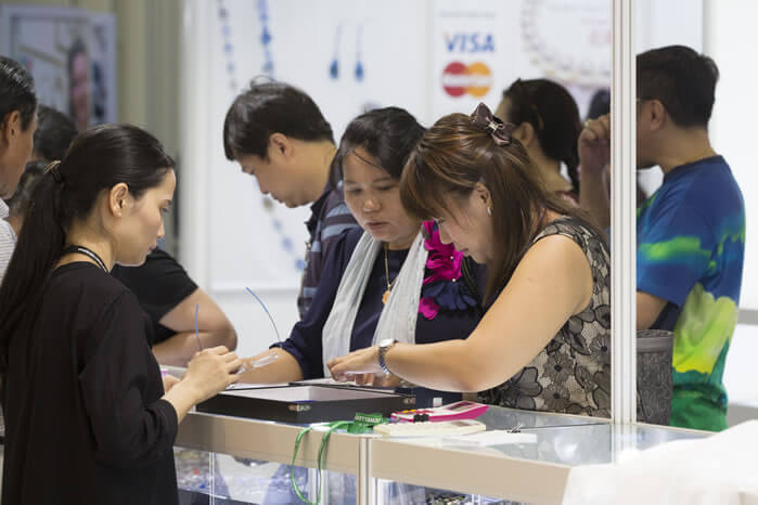 Singapore Jewellery Gem Fair