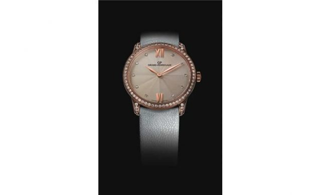 Girard-Perregaux 1966 Lady The feminine mystique watch
