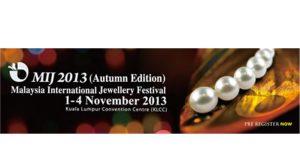 World of Incredible Beautiful Jewellery - MIJ Exhibition has been organized
