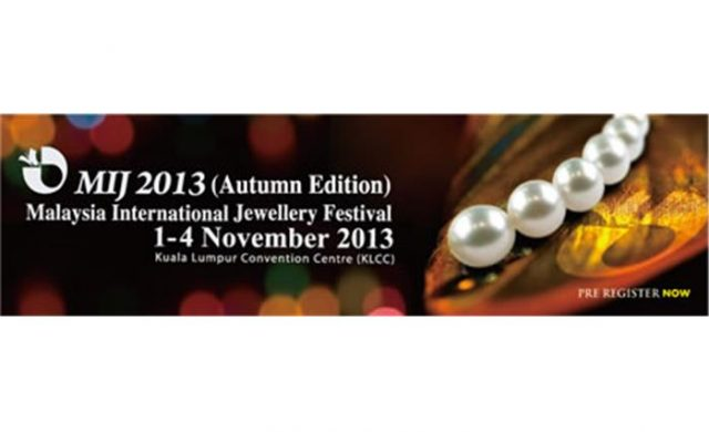 World of Incredible Beautiful Jewellery - MIJ Exhibition has been organized