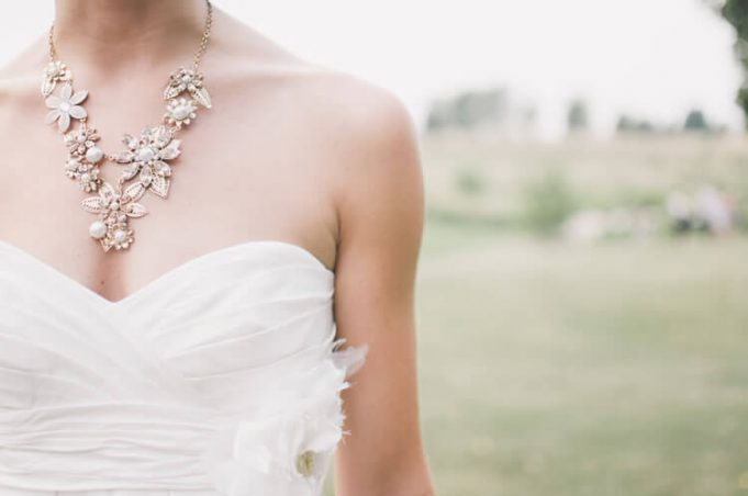 Wedding Dress Jewelry