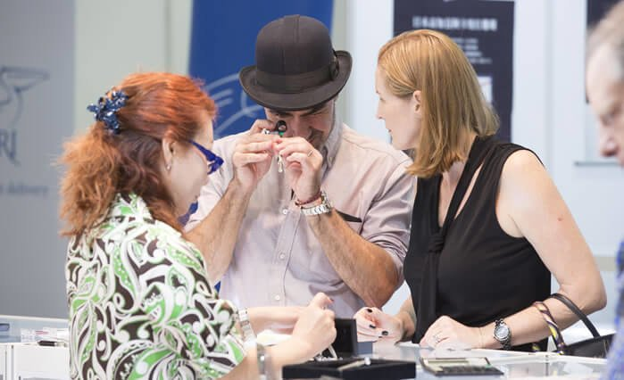 the Singapore Jewellery Gem Fair 2016