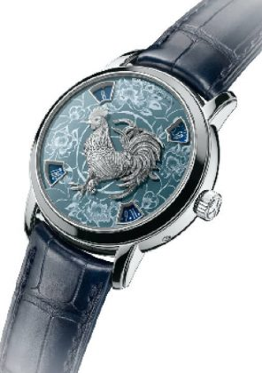Métiers d'Art The legend of the Chinese zodiac