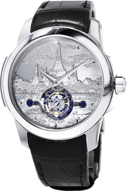 Ateliers deMonaco introduces a unique piece The new Tourbillon – WAT ARUN