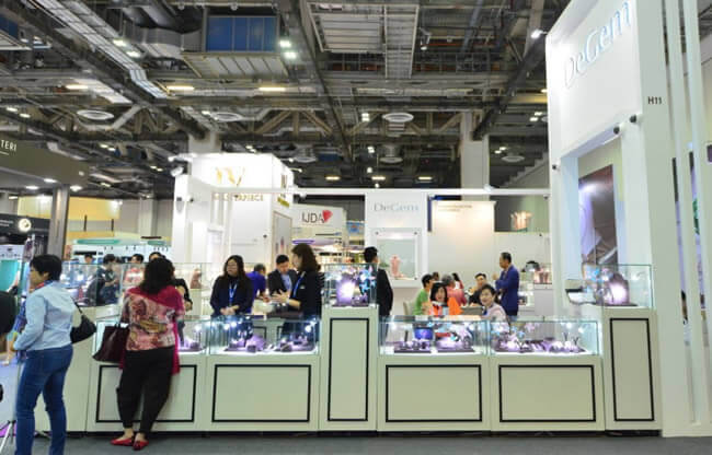 The Region's Largest Consumer Jewelry Show