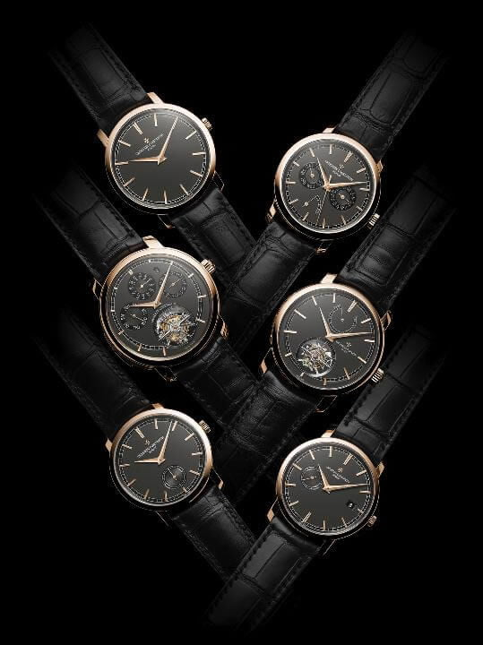 new models joining the Traditionnelle collection