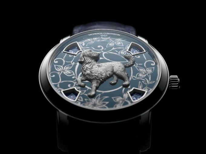 Métiers d'Art The legend of the Chinese zodiac Year of the dog