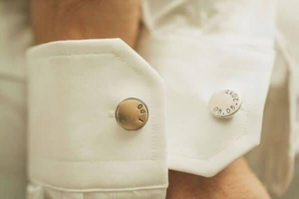Cufflinks Design Ideas For The Groom