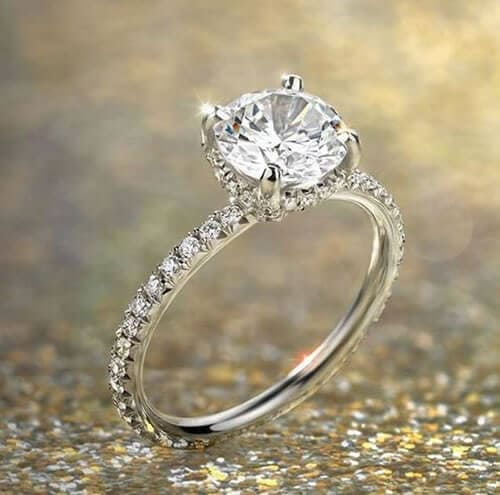 Reasons To Choose Custom Platinum Engagement Rings