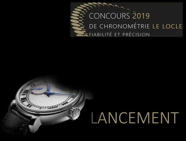 In 2019, the International Chronometry Competition