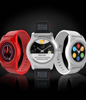 New Hybrid Smartwatches