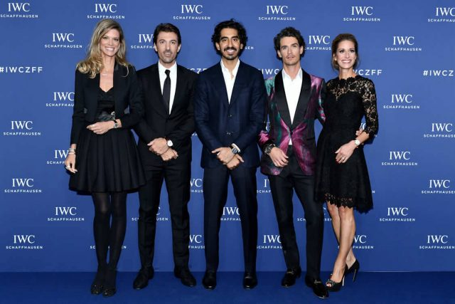 Hollywood Star Dev Patel Presents The 4th Filmmaker Award