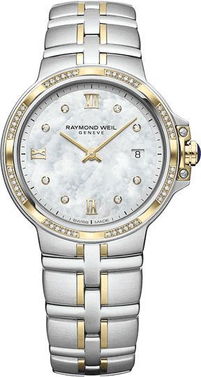 RAYMOND WEIL's iconic parsifal collection
