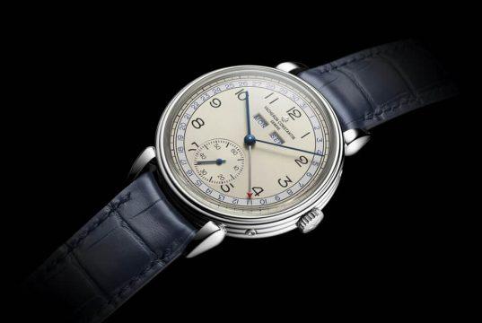 Historiques Triple Calendrier 1942 wins the « Revival» Prize in the 2018 Grand Prix d'Horlogerie de Genève