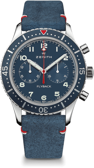 Zenith Unveils Special-Edition Watch In A Philanthropic Partnership With Wounded Warrior Project