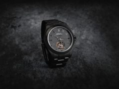 Timepieces with celebrities' names Label Noir, the ultimate personalization's signature