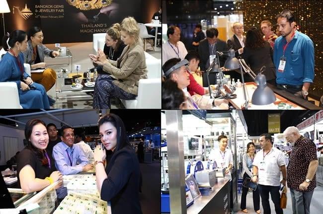 Success at the 63rd Bangkok Gems & Jewelry Fair