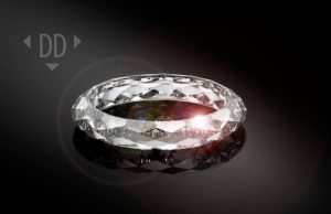 The world's first wearable CVD lab-grown 'all diamond' ring graded at HRD Antwerp