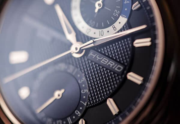 Frederique Constant Hybrid Manufacture Collection