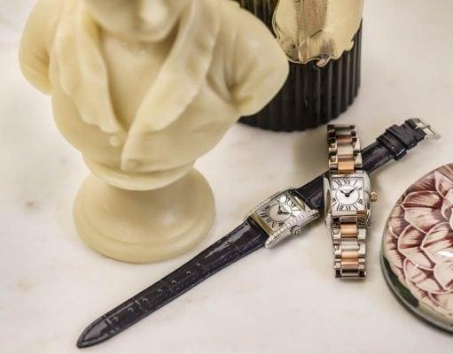 Frederique Constant releases two new Classics Carrée Ladies timepieces