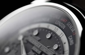 The new Frederique Constant Classic Worldtimer Manufacture
