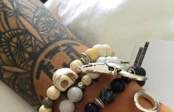 Bracelets for Men: Embrace that Biker Style