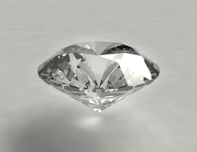 How about making diamonds from the ashes of the dead