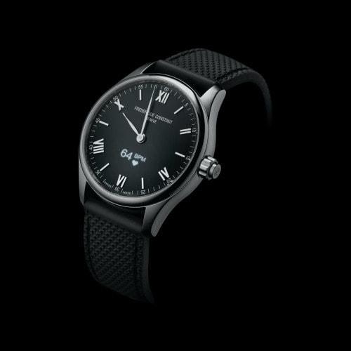 Frederique Constant Smartwatch Vitality Black