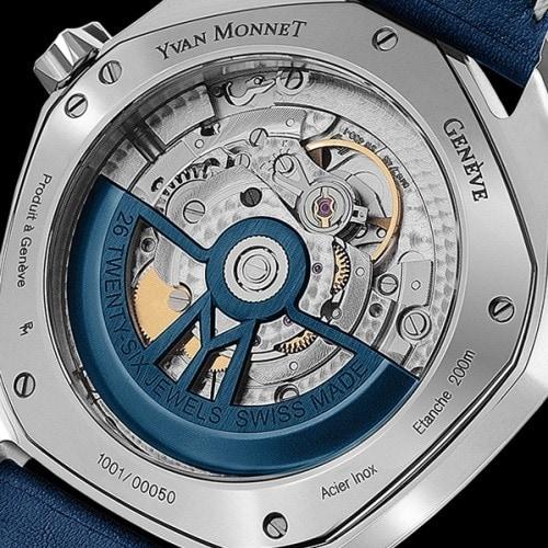 Five watch by Yvan Monnet Genève