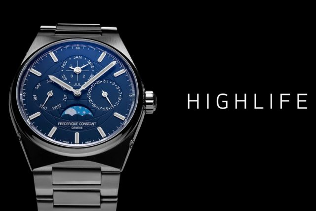 Highlife: The Next Generation of an Iconic Timepiece