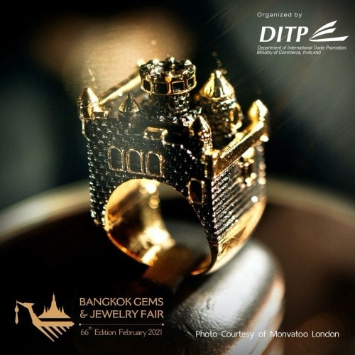 Thai silver jewelry exports