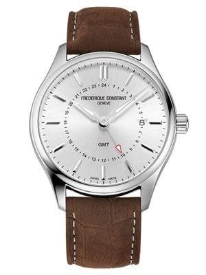 Classics Quartz GMT FC-252SS5B6