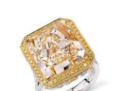 Get A Fancy Yellow Diamond Ring