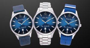 the historic watch brand Mathey Tissot